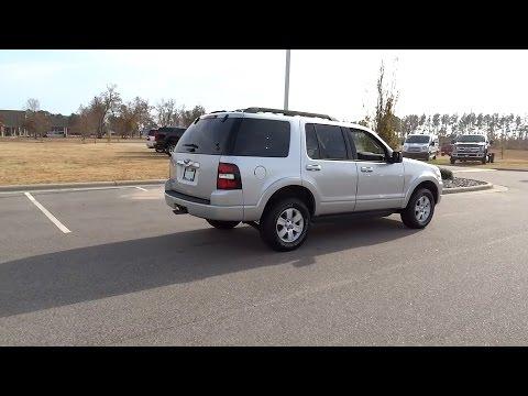 2010 Ford Explorer Wilson, Rocky Mount, Goldsboro, Tarboro, Greenville, NC EX71768A