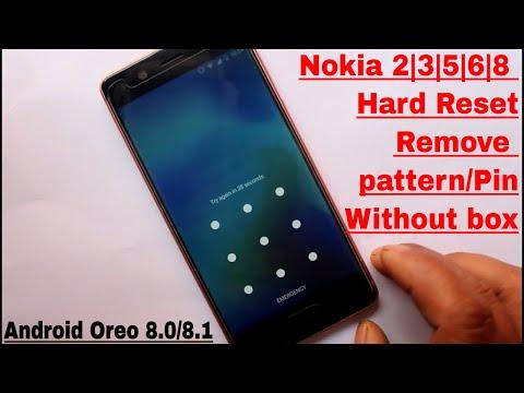 Hard Reset Nokia 2   3   5   6   8 Android Oreo 8.0/8.1 New Method