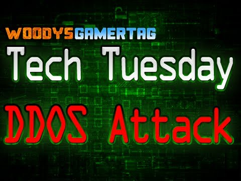 DDOS Attacks Explained - Tech Tuesday