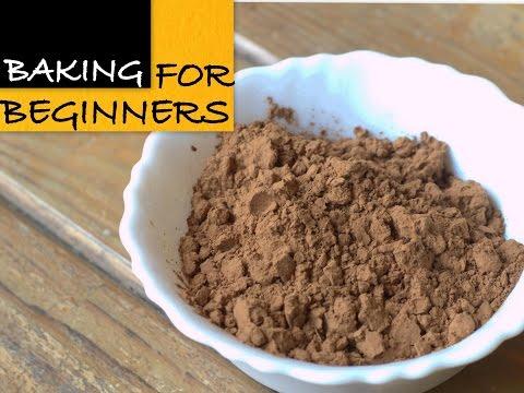 Cocoa Powder - Basic Baking Ingredients