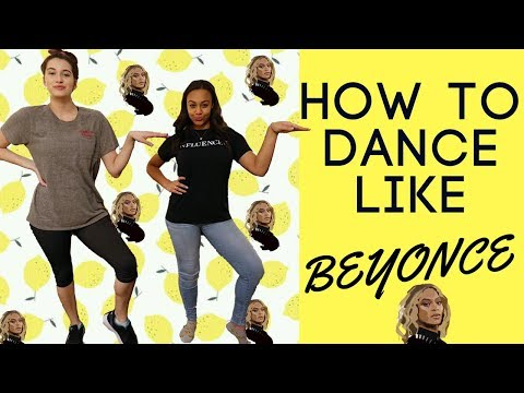 HOW TO DANCE LIKE BEYONCE | Nia Sioux