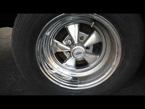 How to remove rust and restore chrome rims