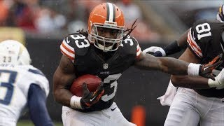 Every Trent Richardson Career Touchdown | NFL
