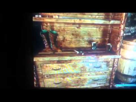 Skyrim- Extra set of thieves guild armor