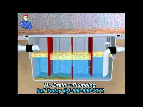 Grease Trap Installation- Repair- Fix | Grease Trap Pumping| Grease Interceptor- Mr. Drain Plumbing