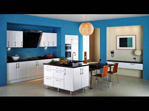 Beautiful paint colors for kitchen wall