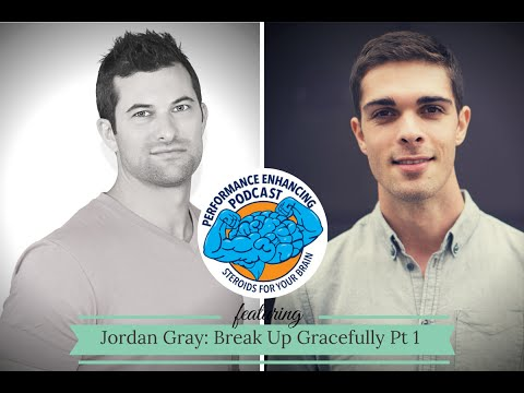 Jordan Gray Interview: Breaking Up Gracefully Part 1
