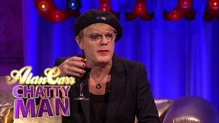 Eddie Izzard - Full Interview on Alan Carr: Chatty Man