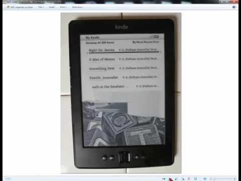 How long did your kindle last?