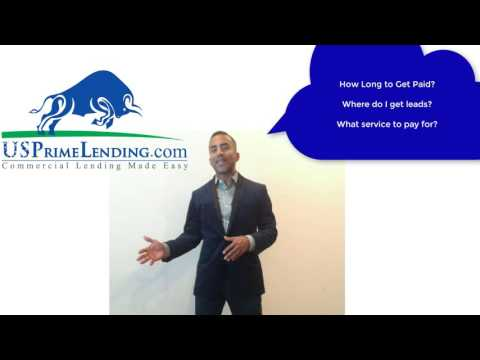 25% Referral Program for simply referring commercial mortgage clients