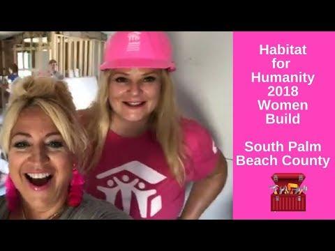 Habitat for Humanity Women Build 2018    Charity