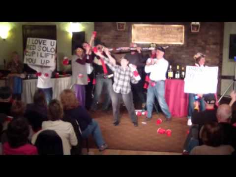 Red Solo Cup - Mt. Laurel Skiers Lip Sync 2012