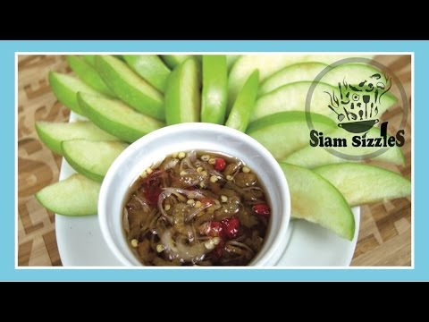 Sweet And Spicy Fruit Dipping Sauce (Nam Pla Wan)