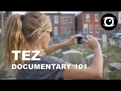 How To Edit A Documentary Film
