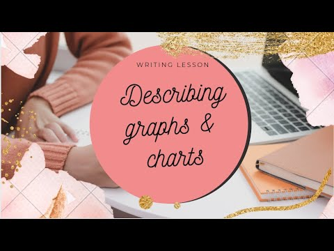 Verbs to Describe Graphs & Charts/ IELTS writing task