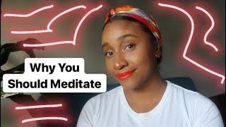 Why You Should Meditate? #Wellness #Health