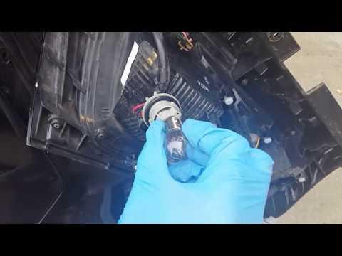 How to change the brake light on a kia soul
