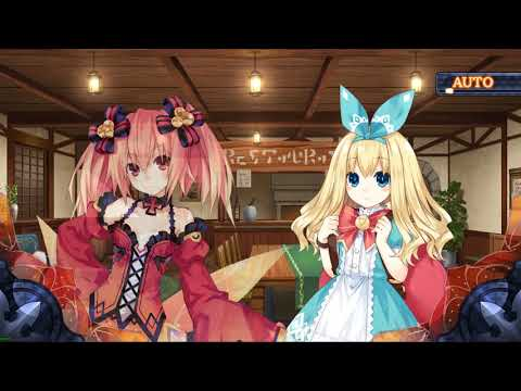 Fairy Fencer F Advent Dark Force New inn Tomoe's+ Lola join