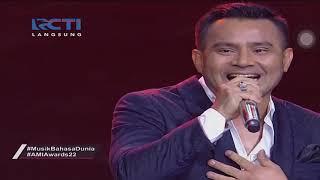 Judika ft. Andmesh Kamaleng - Cinta Luar Biasa & Jikalau Kau Cinta @ AMI Awards 2019