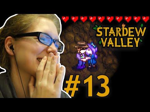 ABIGAIL 10 HERZEN EVENT! Stardew Valley #13 Facecam