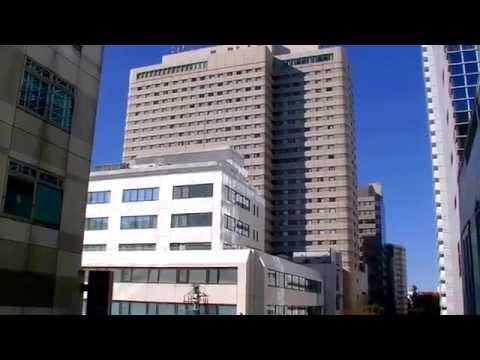 2017 東京自由行 - JR線池袋站步行至池袋大都會酒店Metropolitan Hotel