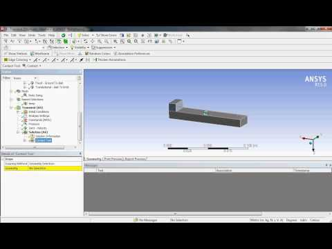 Ansys frictional contact (heating) Using UDF part2