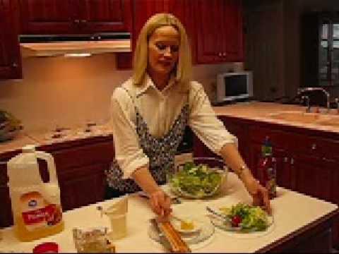 Betty's Essential Fresh Garden Salad