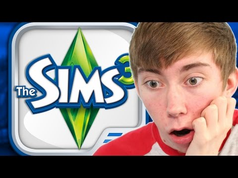 The Sims 3 - I'M DEAD?! - Part 5 (iPhone Gameplay Video)