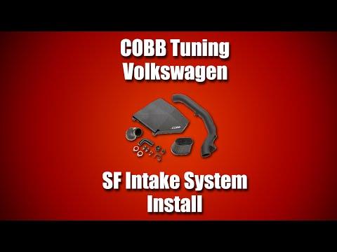 COBB Tuning - Volkswagen MK6 GTI Big SF Intake
