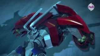 Download Transformers Prime Season 2 ″Triangulation″ (Promo) Video