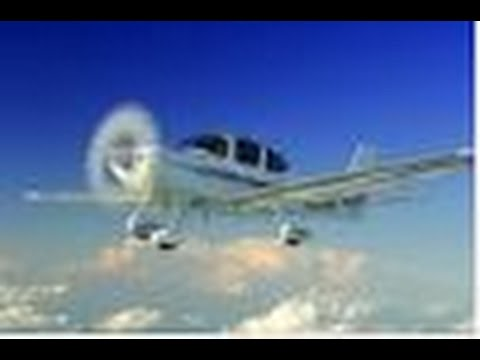 Google Earth Flight Simulator -- General Flying