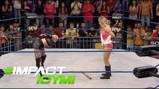 Rosemary vs. Laurel Van Ness KNOCKOUTS Title Match | #IMPACTICYMI June 8th, 2017