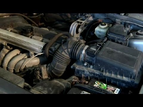 Car Stalling From an Oil Change : Car Repair Tips
