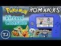 3DS Pokemon GBA ROM Hacks! (Virtual Console!)