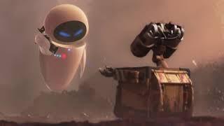 WALL-E (2008) - WALL-E Meets EVE  (HD)