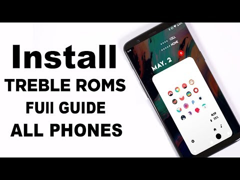 How to Install Treble Resurrection Remix Rom | Complete Guide |
