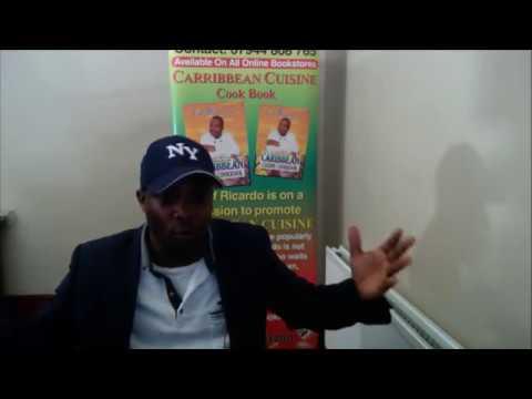Jamaican Rum Fruit Cake Christmas (Live Now) | Recipes By Chef Ricardo