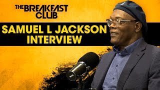 Samuel L Jackson On Kicking Drugs Before His First Role, Social Media, New