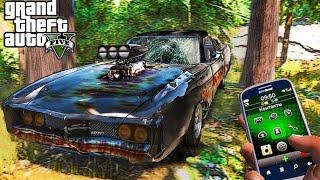 Gta 5: нашли гнилой заброшенный чарджер доминика в лесу!  Реальная жизнь гта 5