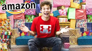 Surprising Friends With 100 Mystery Amazon Presents!