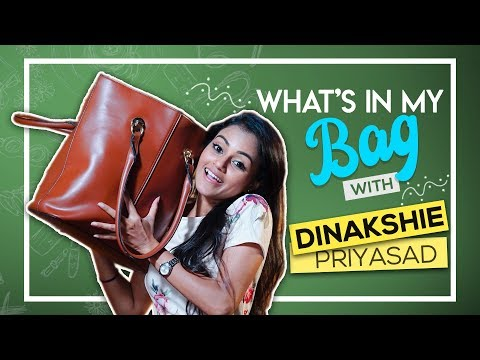 Xxx Mp4 Dinakshie Priyasad What 39 S In My Bag E02 Bold Amp Beautiful 3gp Sex