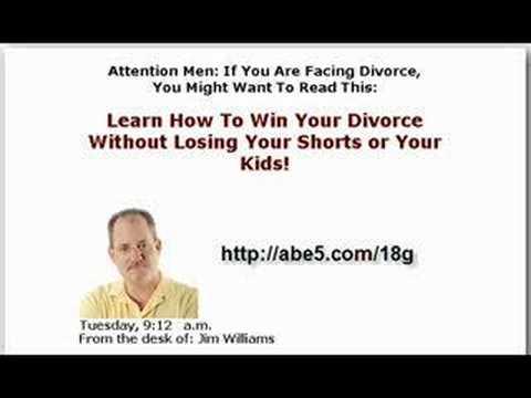 Mens Divorce Tactics