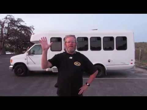 Van Life   Bus Life: Open House   Outside Tour   Part 1/2