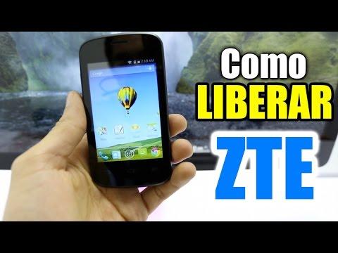 Como Liberar ZTE - Cualquier modelo gsm Compel / Radiant / Avail