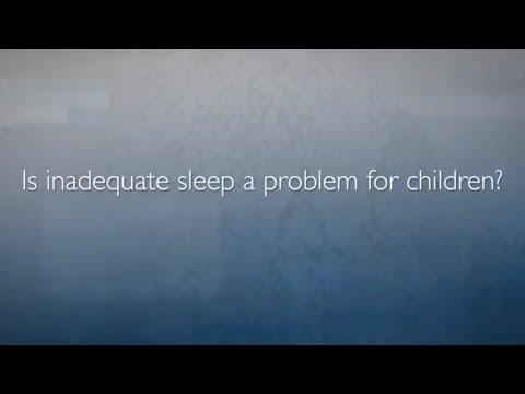 Sleep Habits in Children | FAQ with Pediatric Sleep Center Director Dr. Laura Sterni