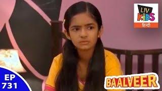 Baal Veer - बालवीर - Episode 731 - Meher Resists Manav's Plan