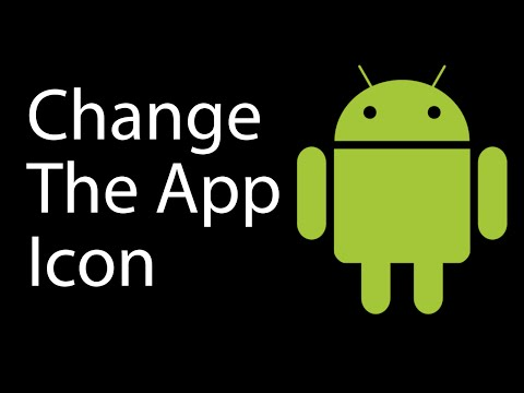 Change The App Icon in Android Studio