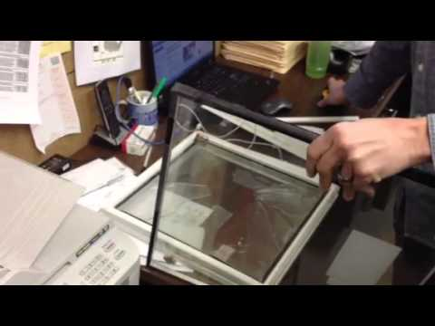 Foggy windows How to clean fix repair measure or order window glass Hartford CT