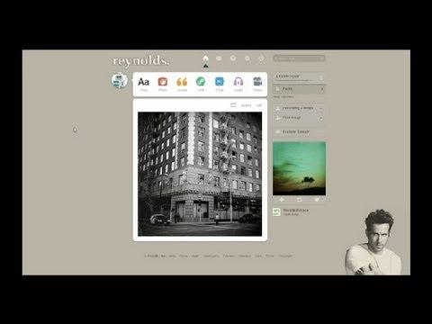 How to Make My Tumblr Dashboard Fancy : Tumblr 101