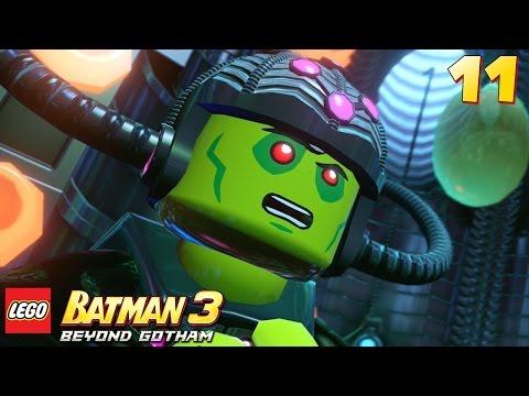 Lego Batman 3: Beyond Gotham - Walkthrough Part 11 - Capturing Brainiac